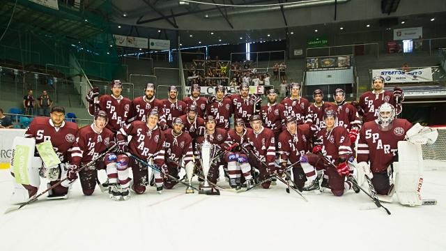 Sparta vyhrála Mountfield Cup před Davosem, Hradcem a Pardubicemi