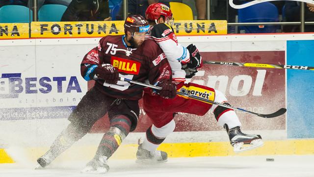 Výsledek obrázku pro sparta vs Hradec Králové hokej